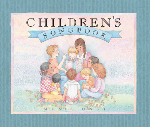 Children's Songbook: Music Only—CD set | United States Store