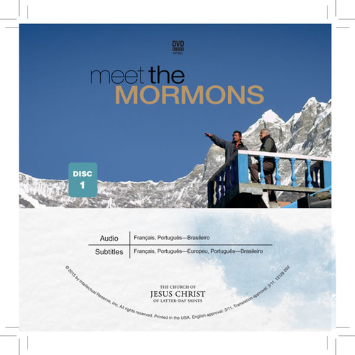 Meet The Mormons Dvd Stati Uniti Archivia